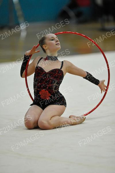 24.6.11 Rhythmic National Championships .Fenton Manor Stoke.Photos by Alan Edwards