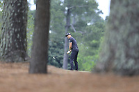 Henrik Stenson (SWE) on the 15th fairway during the final round at the The Masters , Augusta National, Augusta, Georgia, USA. 14/04/2019.<br /> Picture Fran Caffrey / Golffile.ie<br /> <br /> All photo usage must carry mandatory copyright credit (© Golffile | Fran Caffrey)