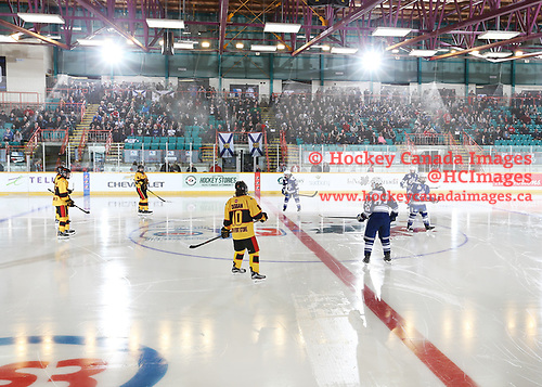 Sudbury, ON - Apr 21 2019 - Sudbury Lady Wolves vs. Station Six Fire during the  2019 ESSO Cup at the Gerry McCrory Countryside Sports Complex in Sudbury, Ontario, Canada (Photo: Alex D'Addese/Hockey Canada)