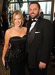 Nicole and Adam Brown at the Memorial Hermann Circle of Life Gala at the Hilton Americas Hotel Saturday May 11, 2013.(Dave Rossman photo)