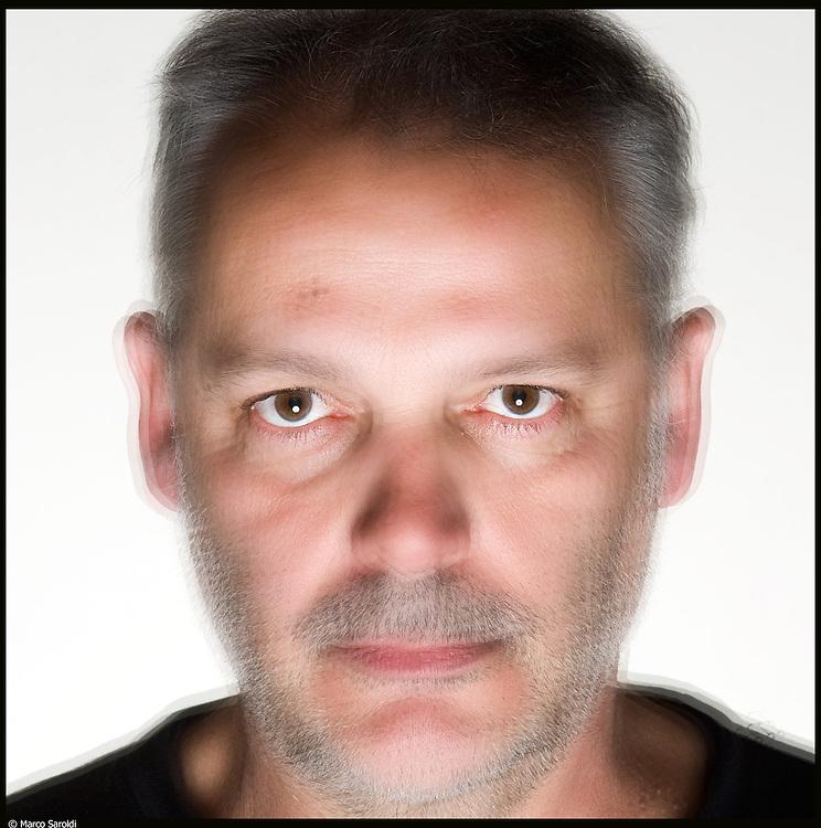 Giovanni SALVARO, artista della mostra collettiva 17 MIOPI, una parziale visione dell'arte. Aprile 2013