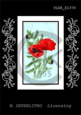 Kris, FLOWERS, paintings, PLKKK1378,#f# Blumen, flores, illustrations, pinturas ,everyday