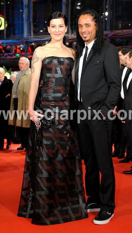 **ALL ROUND PICTURES FROM SOLARPIX.COM**.**SYNDICATION RIGHTS FOR UK AND SPAIN ONLY**.red carpet arrivals at the opening of Berlinale, the 59th Berlin Film Festival. Berlin, Germany. 5 February 2009..This pic: Franka Potente..JOB REF: 8406 CPR        DATE: 05_02_2009.**MUST CREDIT SOLARPIX.COM OR DOUBLE FEE WILL BE CHARGED**.**ONLINE USAGE FEE  GBP 50.00 PER PICTURE - NOTIFICATION OF USAGE TO PHOTO @ SOLARPIX.COM**