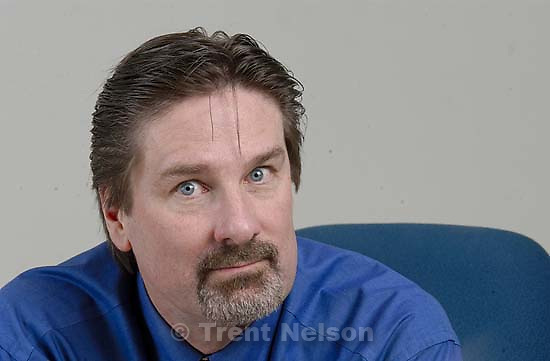 Tribune director of photography Scott Sommerdorf.<br />