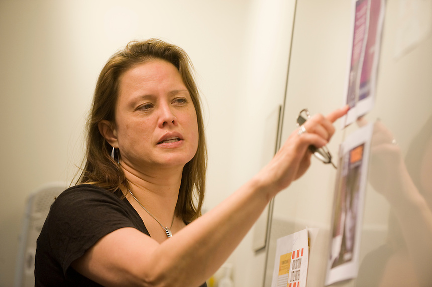 Lisa Diercks teaches a Book Design and Publishing Class in Writing, Literature and Publishing.