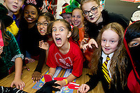 University of Chicago - Lab School - Halloween - 5th Grade Haunted House - October 31, 2013
