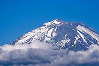 Año nuevo en el Popocatépetl e Iztaccíhuatl