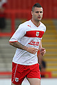 Marcus Haber of Stevenage. Stevenage v Peterborough - PSF - Lamex Stadium, Stevenage . - 4th August, 2012. © Kevin Coleman 2012