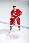 2009 UW Men's Hockey Individual Portraits