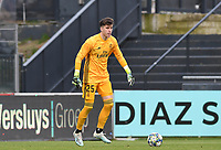 20191211 – OOSTENDE , BELGIUM : Luis Federico of Real Madrid pictured during a soccer game between Club Brugge KV and Real Madrid on the sixth and last matchday in group A of the UEFA Youth League - Champions League season 2019-2020 , thuesday 11 th December 2019 at the Versluys Arena in Oostende , Belgium . PHOTO SPORTPIX.BE | DAVID CATRY