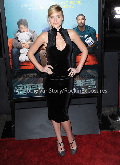 Aly Michalka attends That Awkward Moment Premiere held at The Premiere House at Regal Cinemas L.A. Live in Los Angeles, California on January 27,2014                                                                               © 2014 Hollywood Press Agency