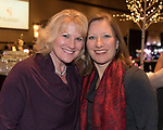 Tami DiPietro and Kim Tadman during the 10th Annual Power of the Purse held on Friday night, Nov. 17, 2017 in the Reno Ballroom in downtown Reno.
