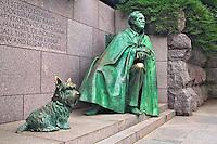 Franklin Delano Roosevelt Memorial, Washington, D.C.