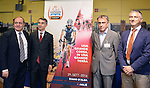 Presentation of the 100th Gran Piemonte NamedSport 2016 cycle race, starting at Diano d'Alba and running 207km finishing at Agliè, Italy. 15th September 2016.<br /> Picture: ANSA/Alessandro Di Marco | Newsfile<br /> <br /> <br /> All photos usage must carry mandatory copyright credit (© Newsfile | Alessandro Di Marco)