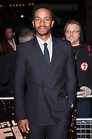 "Andre Holland<br /> at the London Film Festival premiere for ""Moonlight"" at the Embankment Gardens Cinema, London.<br /> <br /> <br /> ©Ash Knotek  D3163  06/10/2016"