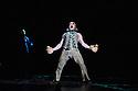 London, UK. 04.01.2014. Cirque du Soleil present QUIDAM at the Royal Albert Hall. Picture shows: Boum Boum (Rafael Munhoz). © Jane Hobson.