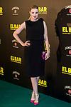 "Carolina Band attends the premiere of the film ""El bar"" at Callao Cinema in Madrid, Spain. March 22, 2017. (ALTERPHOTOS / Rodrigo Jimenez)"