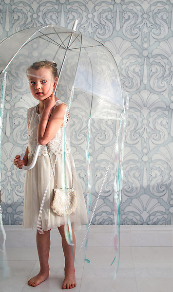 """Caroushell®, a waterjet jewel glass mosaic, shown in Opal and Moonstone, is part of Cean Irminger's second KIDDO Collection, """"KIDDO: Wunderkammer® Edition"""" for New Ravenna."""