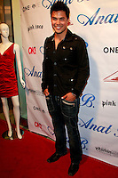 October 1, 2009:  Michael Copon at the Anat B store opening party at  the Westfield Century City Mall in Los Angeles, California..Photo by Nina Prommer/Milestone Photo