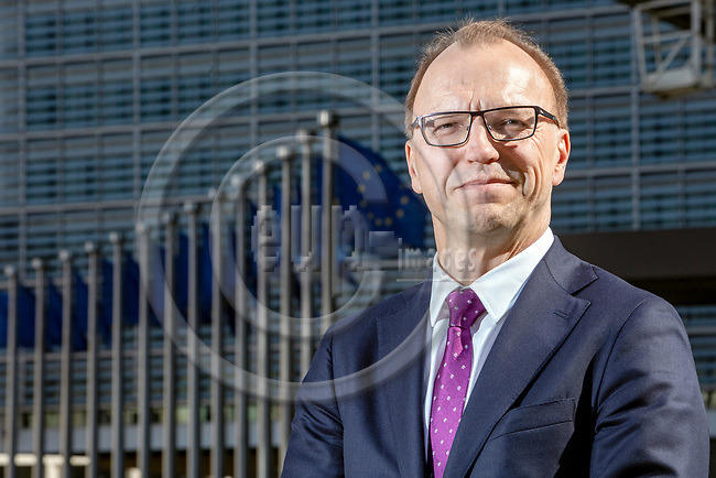 BRUSSELS - BELGIUM - 06 April 2018 -- Risto Artjoki, Head of Cabinet of the Vice President and Commissioner for Jobs, Growth, Investment and Competitiveness, EU-Commission. -- PHOTO: Juha ROININEN / EUP-IMAGES