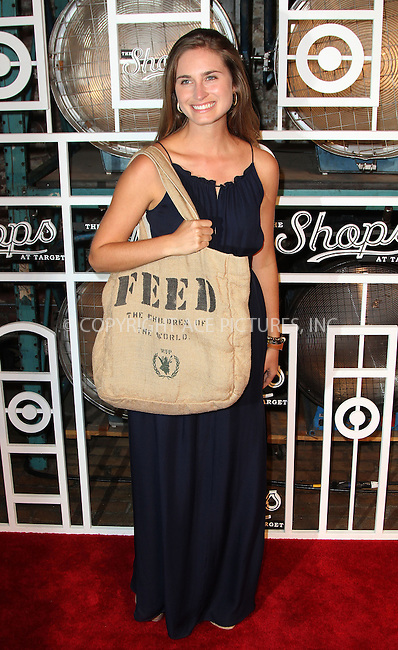 WWW.ACEPIXS.COM....September 5 2012, New York City....Lauren Bush Lauren at The Fall Installment Of The Shops At Target at Highline Stages on September 5, 2012 in New York City.....By Line: Zelig Shaul/ACE Pictures......ACE Pictures, Inc...tel: 646 769 0430..Email: info@acepixs.com..www.acepixs.com