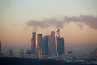 Moscow City - Moskva Citi - Moscow Citi - Skyscrapers