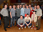 Darragh Maguire celebrating his 21st birthday in the Thatch with all his friends. Photo:Colin Bell/pressphotos.ie