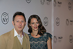 Michael Emerson and Amy Acker at The Paley Center for Media presents Paleyfest Made in NY - Person of Interest - starring Michael Emerson - on October 3, 2013 at the Paley Center, New York City, New York. (Photo by Sue Coflin/Max Photos)