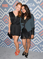Alicia Witt &amp; Zuleikha Robinson at the Fox TCA After Party at Soho House, West Hollywood, USA 08 Aug. 2017<br /> Picture: Paul Smith/Featureflash/SilverHub 0208 004 5359 sales@silverhubmedia.com