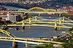 Allegheny River Bridges, Pittsburgh, Pennsylvania