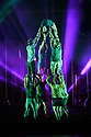 "Edinburgh, UK. 15.08.2019. Underbelly and Gravity and Other Myths present ""Backbone"", in McEwan Hall, Underbelly, as part of the Edinburgh Festival Fringe. Directed by Darcy Grant, with set and lighting design by Geoff Cobham. The performers are: Jacob Randell, Jascha Boyce, Lachlan Binns, Alyssa Moore, Kevin Beverley, Jordan Hart, Rachael Boyd, Lachlan Harper, Joren Dawson, Jackson Manson, Nick Martyn, Alexey Kochetkov. Photograph © Jane Hobson."