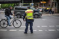 2020/05/04 Berlin   Verkehrspolizei