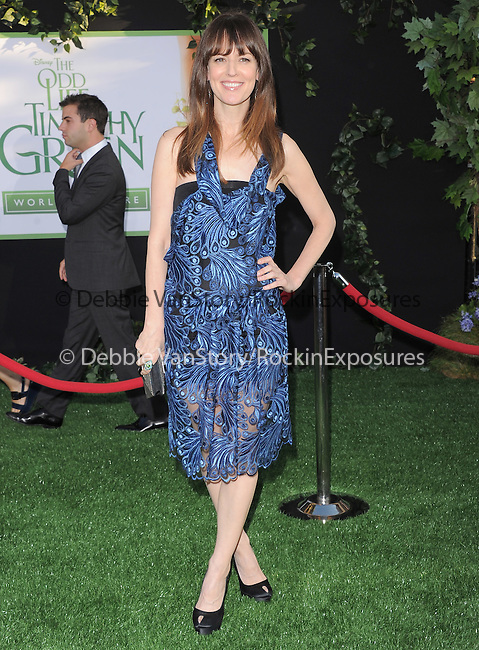 Rosemarie DeWitt at The World Premiere of Disney's The Odd Life of Timothy Green held at The El Capitan Theatre in Hollywood, California on August 06,2012                                                                               © 2012 DVS/Hollywood Press Agency