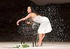 Tanztheater Wuppertal Pina Bausch <br /> &lsquo;Masurca Fogo&rsquo; <br /> at Sadler's Wells, London, Great Britain <br /> rehearsals<br /> 8th February 2017 <br /> <br /> Tanztheater Wuppertal Pina Bausch: Masurca Fogo<br /> &nbsp;Silvia Farias-Heredia<br /> Masurca Fogo, created by the endlessly inventive Pina Bausch, returns to Sadler&rsquo;s Wells from 9 - 12 February 2017. The piece is performed by the legendary Tanztheater Wuppertal Pina Bausch, a Sadler&rsquo;s Wells International Associate Company.<br /> <br /> <br /> <br /> <br /> Performers:<br /> Regina Advento, Pablo Aran Gimeno, Emma Barrowman, Rainer Behr, Andrey Berezin, Michael Carter, &Ccedil;ağdaş Ermis, Silvia Farias Heredia, Jonathan Fredrickson, Ditta Miranda Jasjfi, Daphnis Kokkinos, Cristiana Morganti, Breanna O&rsquo;Mara, Nazareth Panadero, Julie Shanahan, Oleg Stepanov, Julian Stierle, Fernando Suels Mendoza, Aida Vainieri, Ophelia Young.<br /> <br /> Photograph by Elliott Franks <br /> Image licensed to Elliott Franks Photography Services