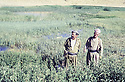 Iran 1980<br /> In Sheikhan, Failak Eddin and Dr. Mohammed Saleh Goma   <br /> Iran 1980 <br /> A Sheikhan, Failak Eddin Kakai et le Dr. Mohammed Saleh Goma