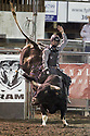 20 Aug 2014: Sage Steele Kimzey scored a 85.5 during the final round of the Seminole Hard Rock Extreme Bulls competition at the Kitsap County Stampede in Bremerton, Washington. Sage Steele Kimzey was the 2014 winner with a combined score of 164.50.