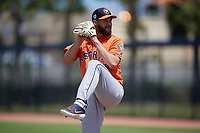 Houston Astros pitcher Elian Rodriguez (51) during a Minor League Spring Training Intrasquad game on March 28, 2019 at the FITTEAM Ballpark of the Palm Beaches in West Palm Beach, Florida.  (Mike Janes/Four Seam Images)