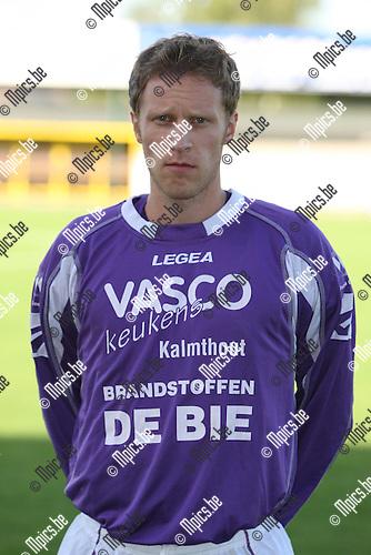 2007-08-04 / Voetbal / Gooreind / Jan Luyten