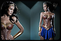 Miller's Justice League Mortal (2018)<br /> Megan Gale<br /> *Filmstill - Editorial Use Only*<br /> CAP/KFS<br /> Image supplied by Capital Pictures