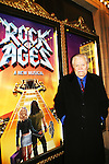 Bold and the Beautiful Constantine Maroulis stars in Rock of Ages on Broadway invites Days John Aniston to see the musical (which opens Tuesday) on April 4, 2009 at the Brooks Atkinson Theatre, NYC. (Photo by Sue Coflin/Max Photos)