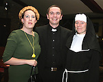 Tricia Hayes, Phil Smith and Jenny Moffett at the Father Ted Night in McHughs in aid of Drogheda Animal Rescue...Photo NEWSFILE/Jenny Matthews.(Photo credit should read Jenny Matthews/NEWSFILE)....This Picture has been sent you under the condtions enclosed by:.Newsfile Ltd..The Studio,.Millmount Abbey,.Drogheda,.Co Meath..Ireland..Tel: +353(0)41-9871240.Fax: +353(0)41-9871260.GSM: +353(0)86-2500958.email: pictures@newsfile.ie.www.newsfile.ie.FTP: 193.120.102.198.