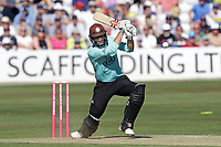 Ben Foakes hits 4 runs for Surrey during Essex Eagles vs Surrey, Vitality Blast T20 Cricket at The Cloudfm County Ground on 5th August 2018