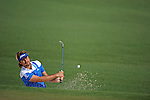 AUGUSTA, GA: APRIL 11 - Victor Dubuisson of France during the second round of the 2014 Masters held in Augusta, GA at Augusta National Golf Club on Friday, April 11, 2014. (Photo by Donald Miralle)