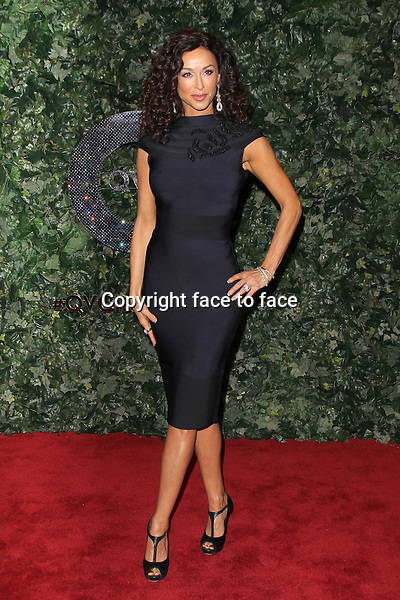 Sofia Milos attending the the QVC Red Carpet Style Event, at the Four Seasons Hotel Los Angeles on February 22, 2013 in Beverly Hills, California. ..Credit: MediaPunch/face to face..- Germany, Austria, Switzerland, Eastern Europe, Australia, UK, USA, Taiwan, Singapore, China, Malaysia and Thailand rights only -