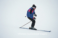 63885-00217 Downhill skiier Chestnut Mountain Resort Galena   IL