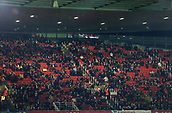 14th September 2017, Emirates Stadium, London, England; UEFA Europa League Group stage, Arsenal versus FC Cologne; A general view of empty seats at The Emirates Stadium just before kick off