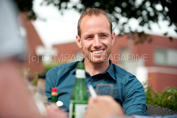 Belgian football player Tim Matthys (Belgium, 29/07/2014)