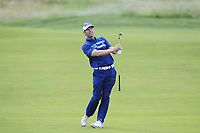 Bradley Dredge (WAL) on the 10th fairway during Round 3 of the HNA Open De France at Le Golf National in Saint-Quentin-En-Yvelines, Paris, France on Saturday 30th June 2018.<br /> Picture:  Thos Caffrey | Golffile
