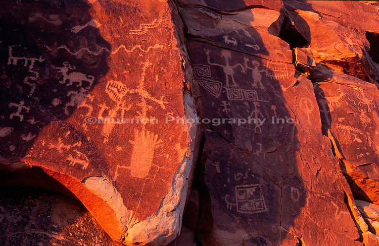 Petroglyphs, Petrified Forest National Park