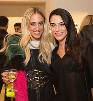Elshane and Jessica Lowndes attend the Reservoir Celebrates One-Year Anniversary with Cocktail Event and Opening of Second Floor Home Shop on Nov. 19, 2016 (Photo by Inae Bloom/Guest of a Guest)